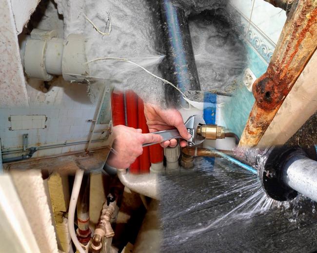экспертиза аварий водопровода в квартирах