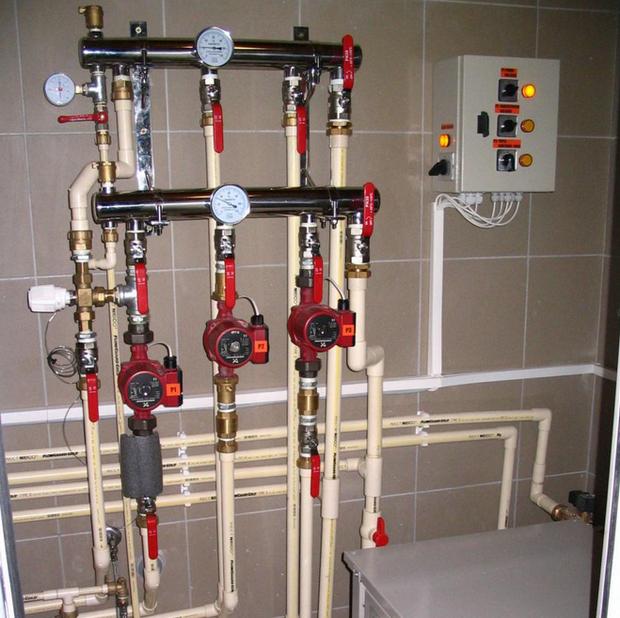 Замена труб водоснабщения в Минске